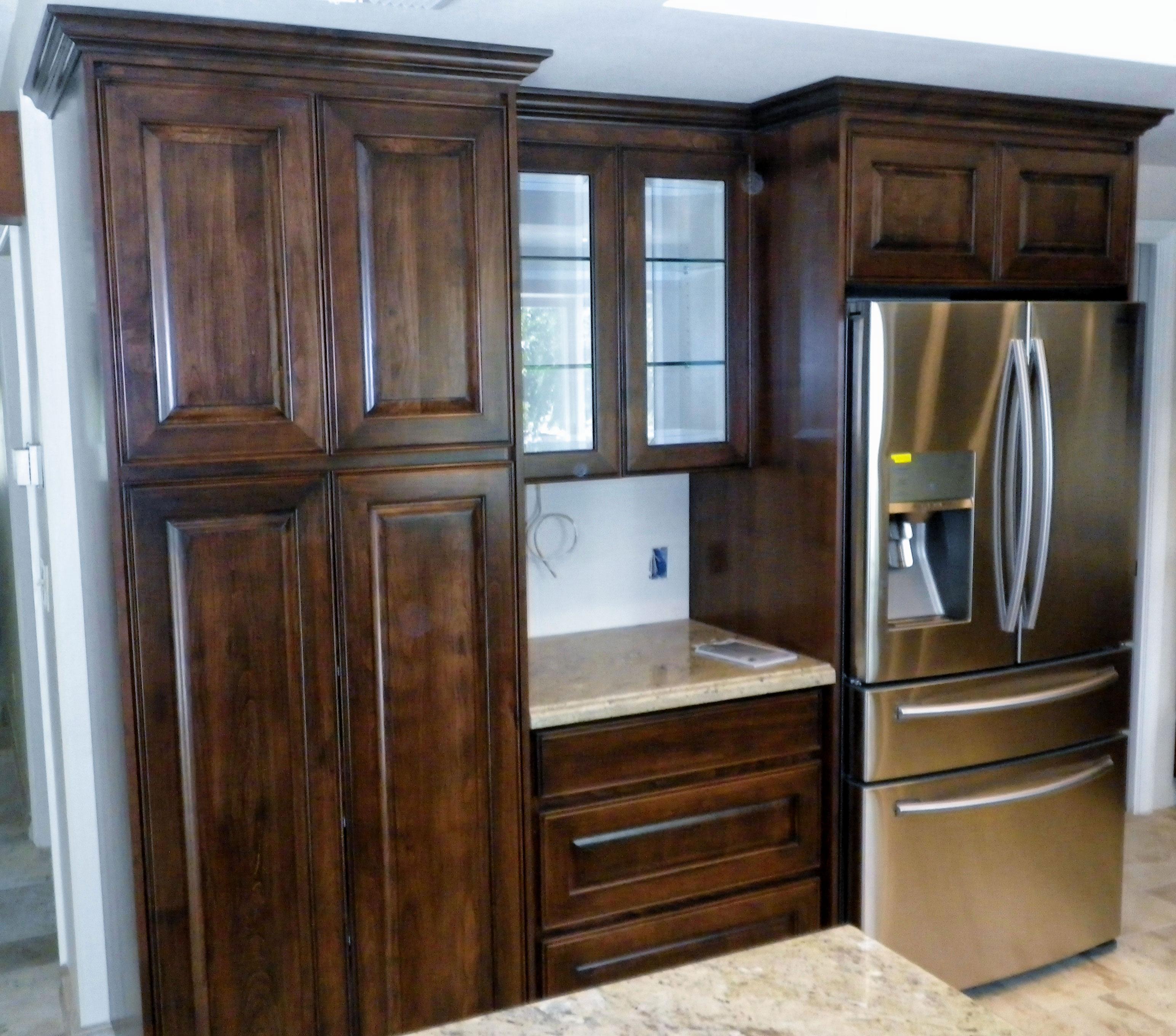 Kitchen Cabinets Inc: Kehöe Custom Wood Designs, Inc. Custom Cabinet Makers
